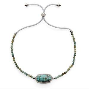 Kendra Scott Elaina bracelet in African Turquoise